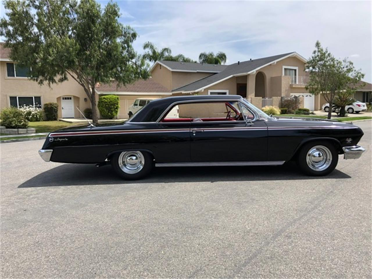Large Picture of Classic '62 Chevrolet Impala - $59,500.00 Offered by Classic Car Marketing, Inc. - Q71N
