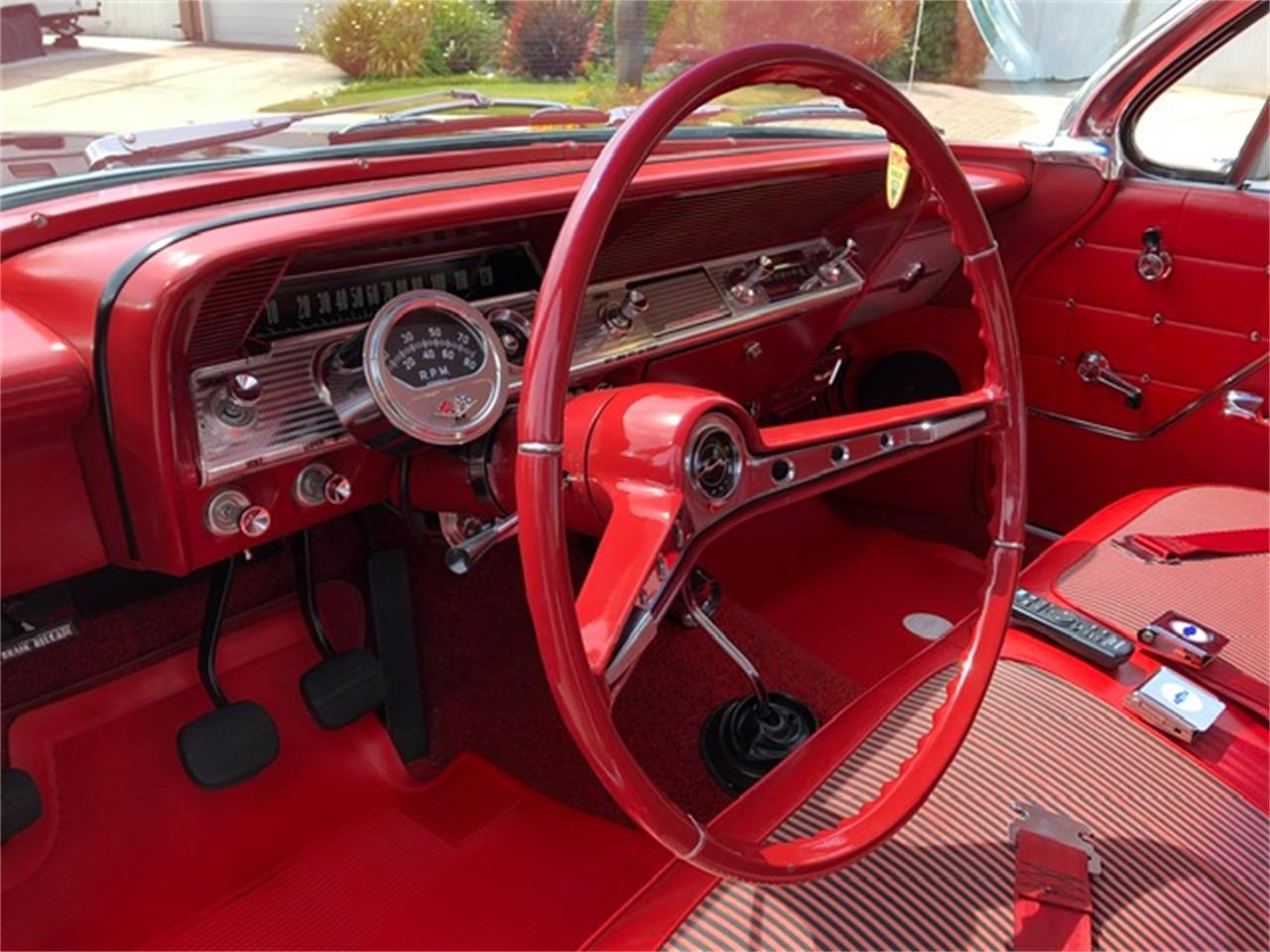 Large Picture of '62 Impala located in Orange California - $59,500.00 Offered by Classic Car Marketing, Inc. - Q71N