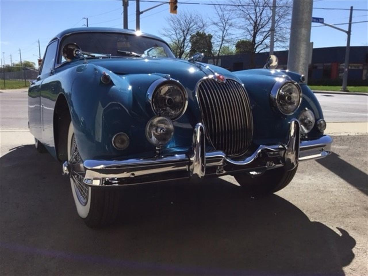 Large Picture of '60 XK150 - Q5DI