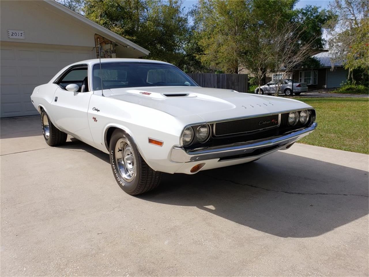 Large Picture of Classic '70 Dodge Challenger R/T located in New Port Richey Florida Offered by a Private Seller - Q72C
