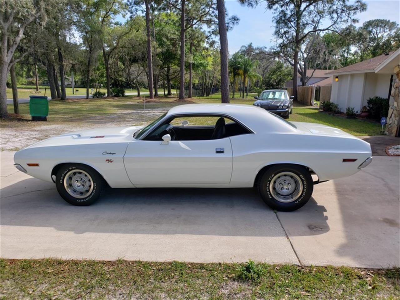 Large Picture of Classic 1970 Dodge Challenger R/T located in New Port Richey Florida - $69,500.00 Offered by a Private Seller - Q72C