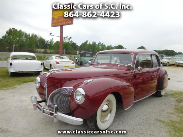 Picture of 1941 Lincoln Continental - $35,000.00 - Q5J2
