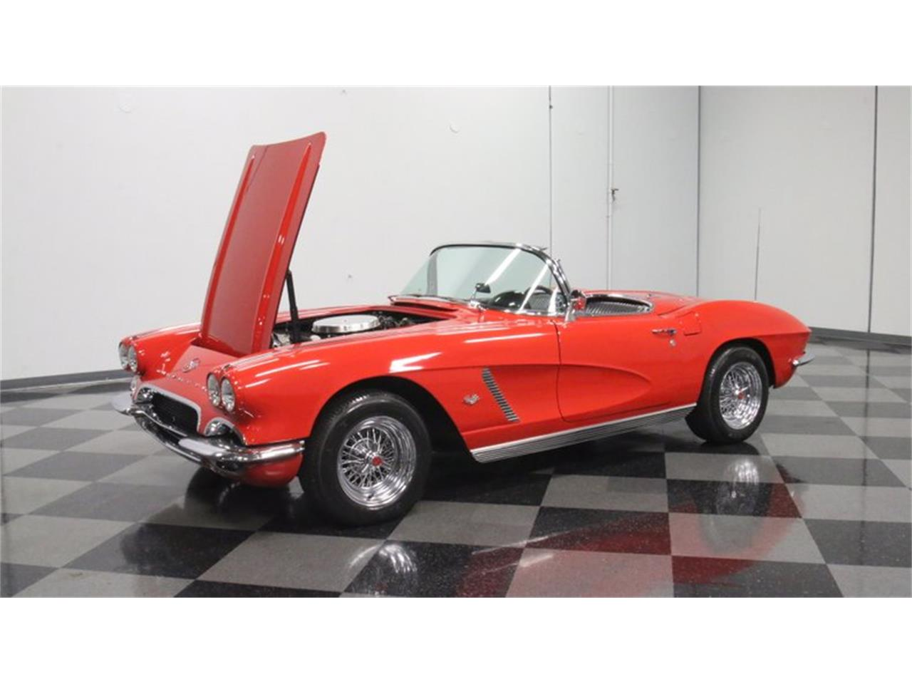 Large Picture of Classic '62 Chevrolet Corvette located in Georgia Offered by Streetside Classics - Atlanta - Q72N