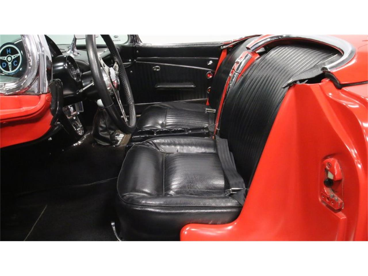 Large Picture of Classic 1962 Corvette located in Lithia Springs Georgia Offered by Streetside Classics - Atlanta - Q72N