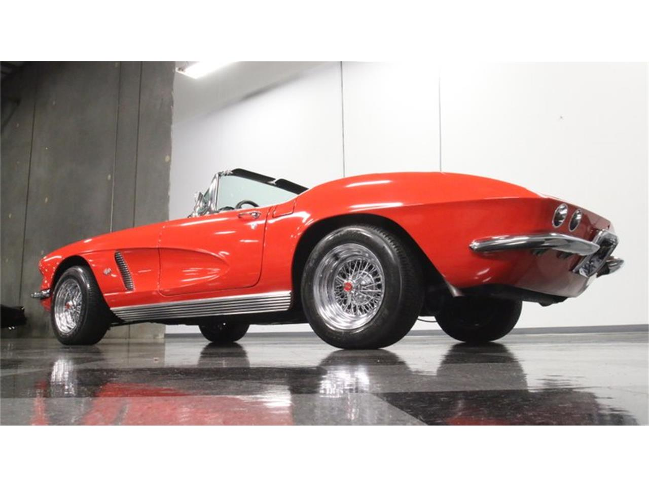 Large Picture of Classic '62 Chevrolet Corvette - $60,995.00 Offered by Streetside Classics - Atlanta - Q72N