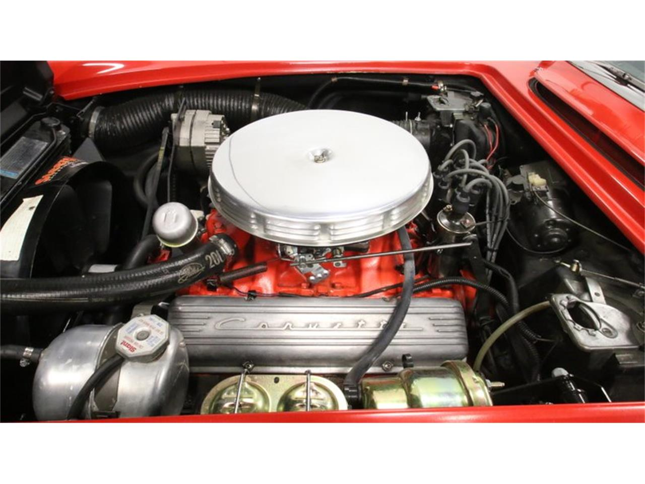 Large Picture of Classic 1962 Chevrolet Corvette located in Lithia Springs Georgia Offered by Streetside Classics - Atlanta - Q72N