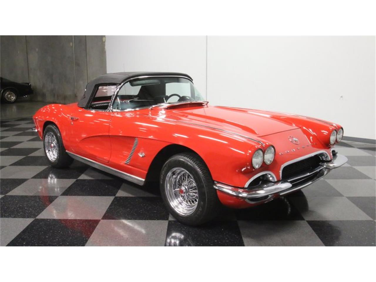 Large Picture of Classic 1962 Chevrolet Corvette Offered by Streetside Classics - Atlanta - Q72N