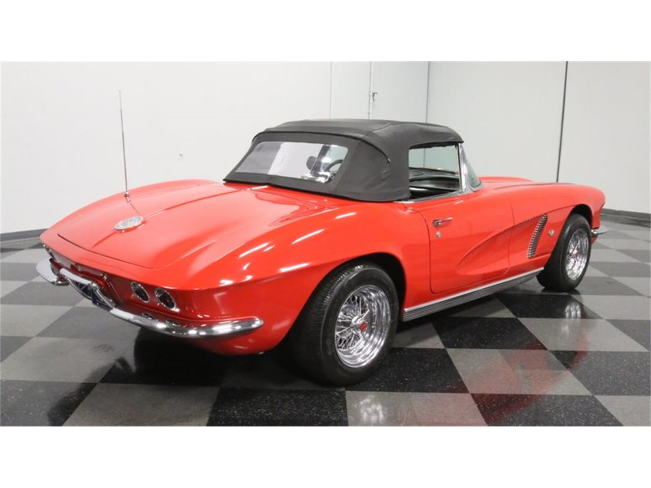 Large Picture of Classic '62 Corvette located in Lithia Springs Georgia - $60,995.00 Offered by Streetside Classics - Atlanta - Q72N