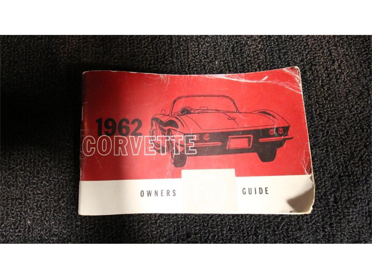 Large Picture of '62 Corvette - $60,995.00 - Q72N