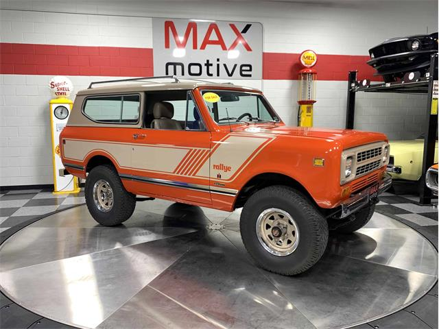 Picture of '80 Scout - Q5J3