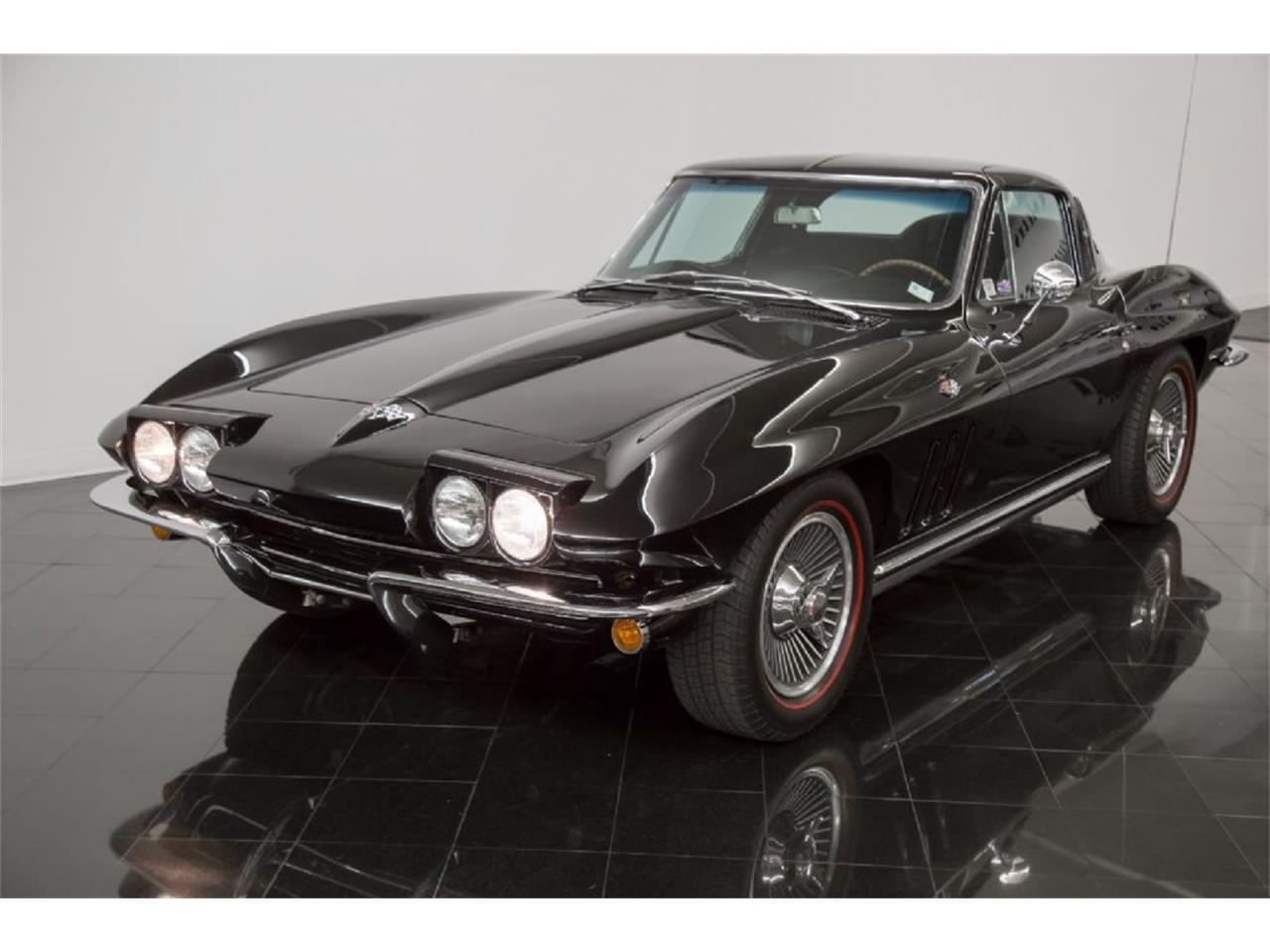 Large Picture of '65 Corvette Stingray located in Missouri Offered by St. Louis Car Museum - Q5J6