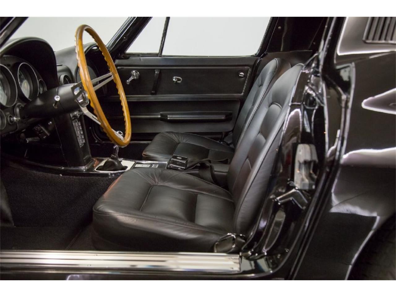 Large Picture of Classic '65 Chevrolet Corvette Stingray Offered by St. Louis Car Museum - Q5J6