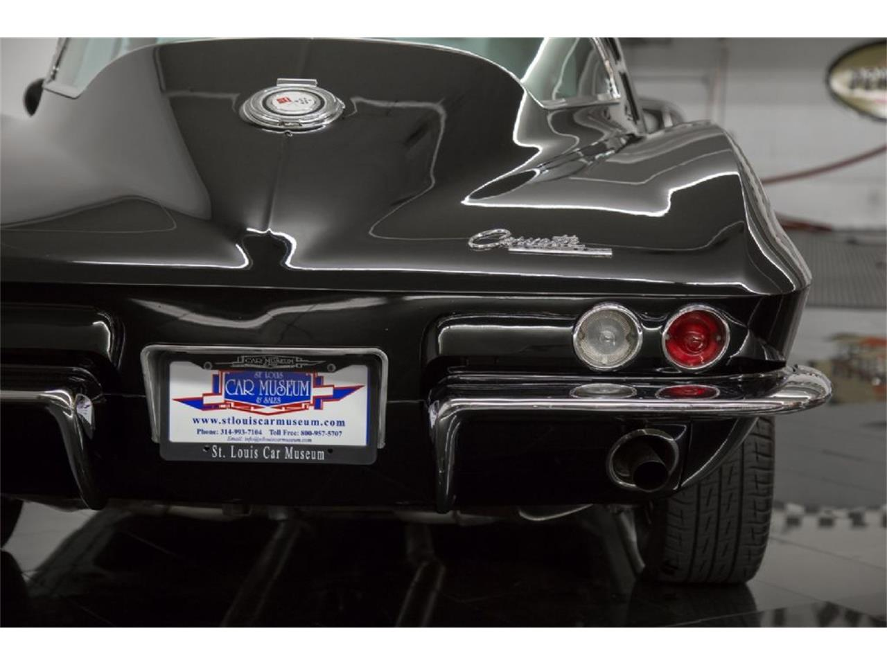 Large Picture of 1965 Chevrolet Corvette Stingray Offered by St. Louis Car Museum - Q5J6