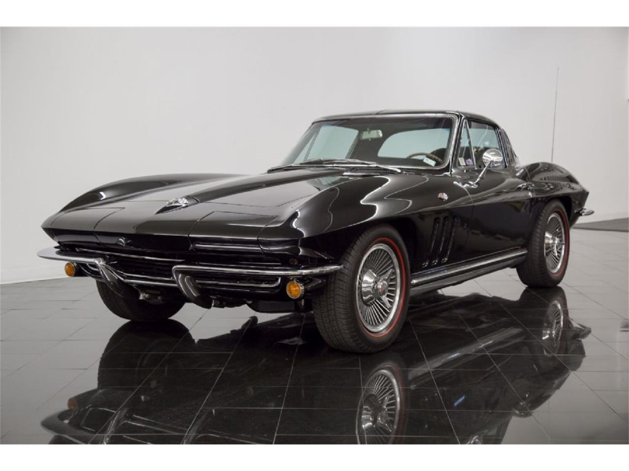Large Picture of '65 Chevrolet Corvette Stingray Offered by St. Louis Car Museum - Q5J6