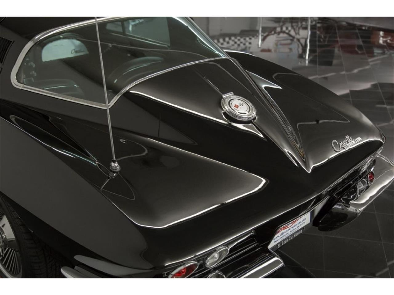 Large Picture of Classic 1965 Chevrolet Corvette Stingray located in Missouri Offered by St. Louis Car Museum - Q5J6