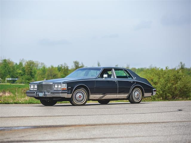 Picture of '85 Cadillac Seville located in Auburn Indiana Offered by  - Q5J8