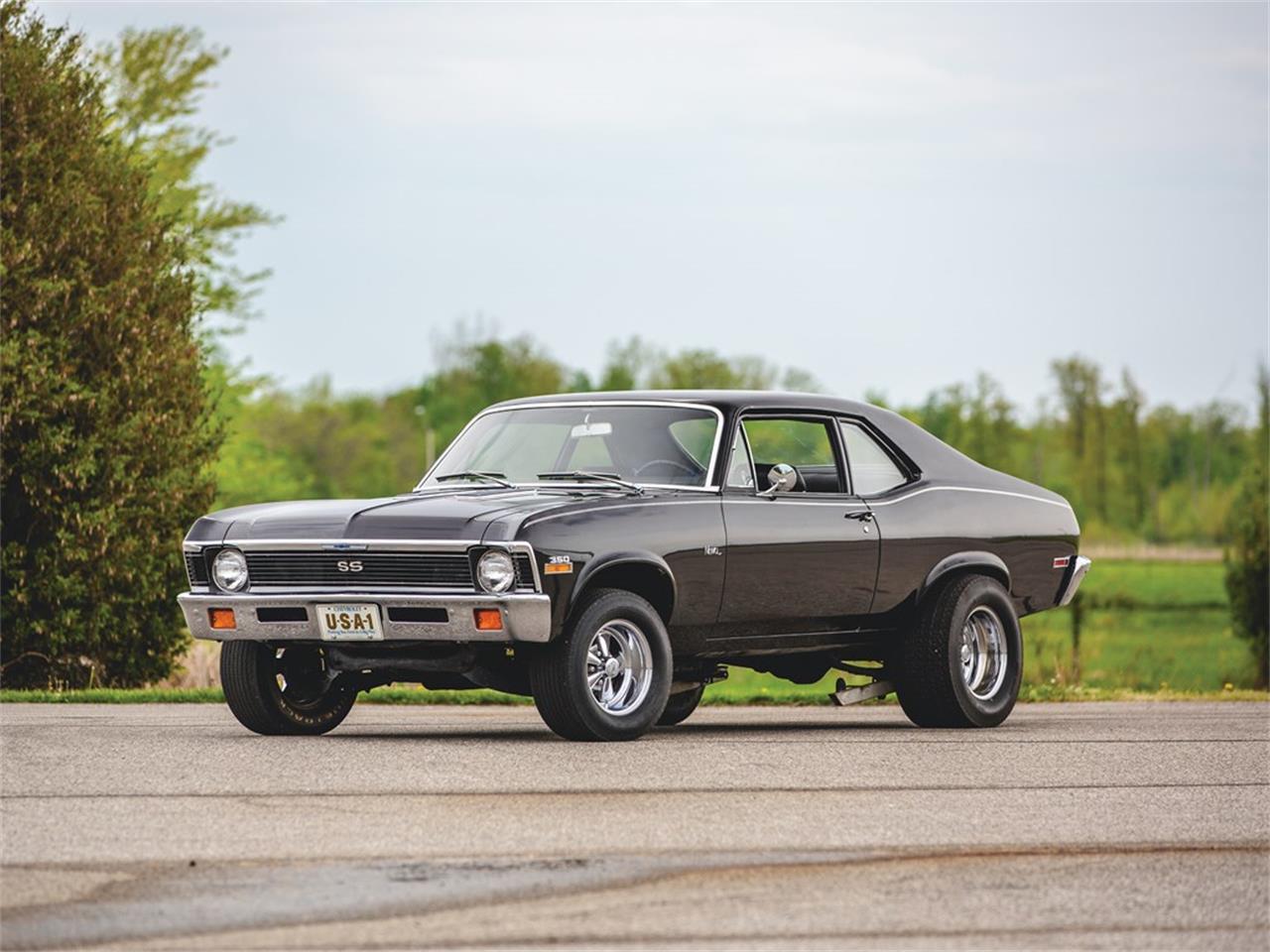 Large Picture of '71 Nova - Q5JA