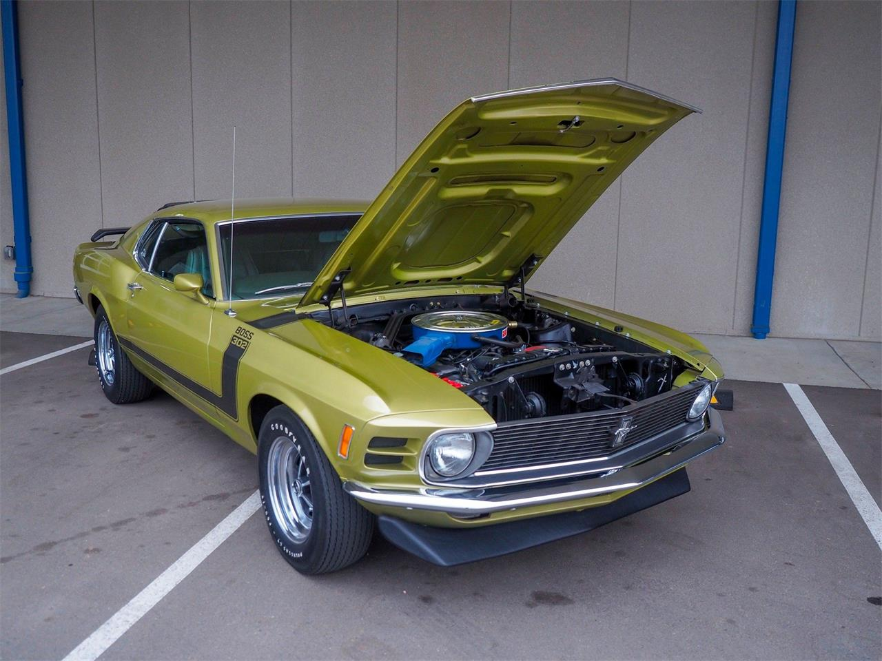 Large Picture of '70 Mustang - Q754