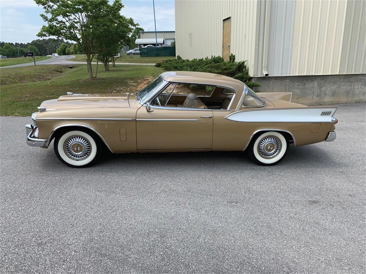 Large Picture of 1957 Studebaker Golden Hawk located in Indiana Offered by RM Sotheby's 787999 (remove ID# on next use) - Q5JC