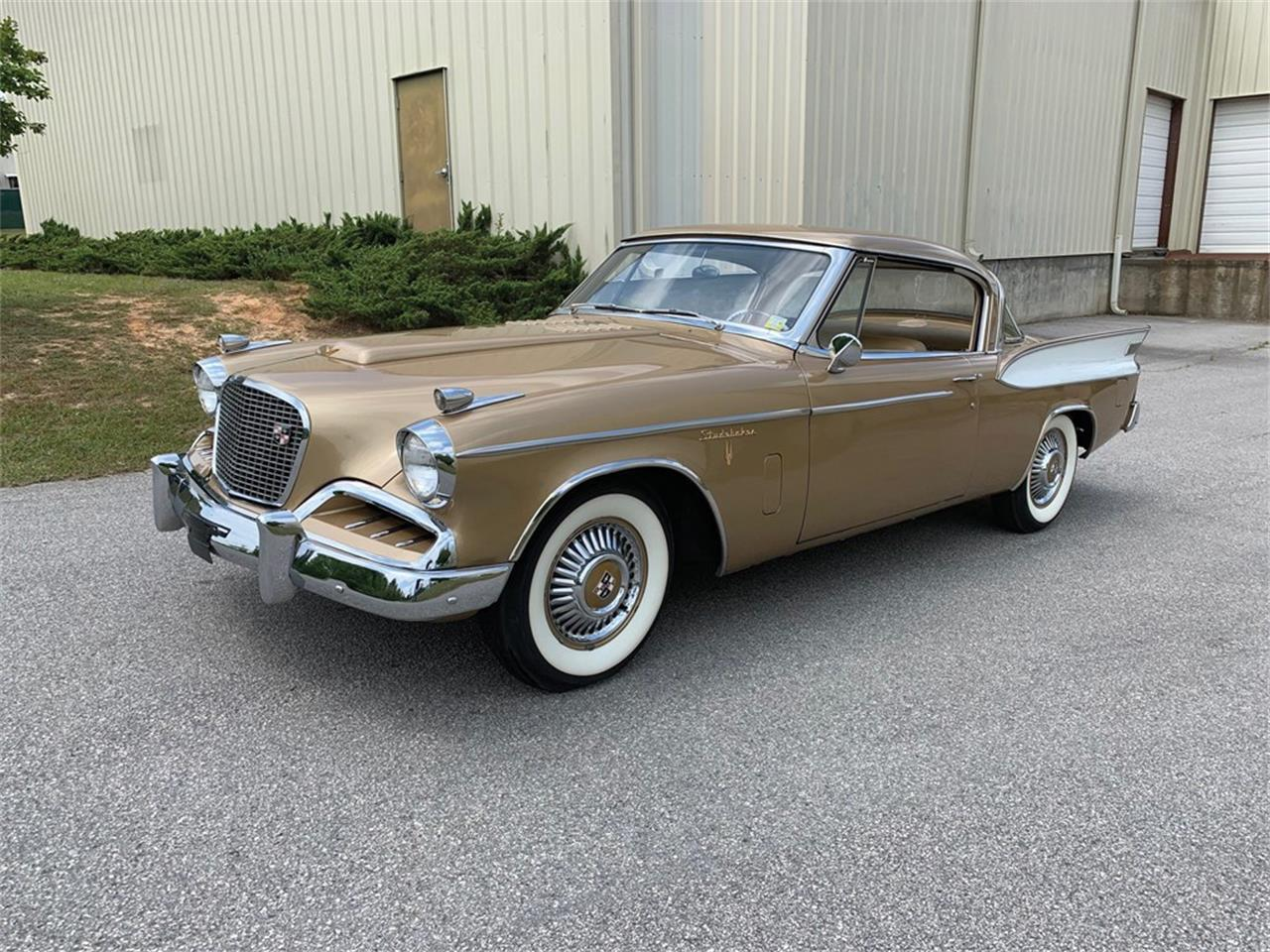 Large Picture of '57 Studebaker Golden Hawk Auction Vehicle - Q5JC