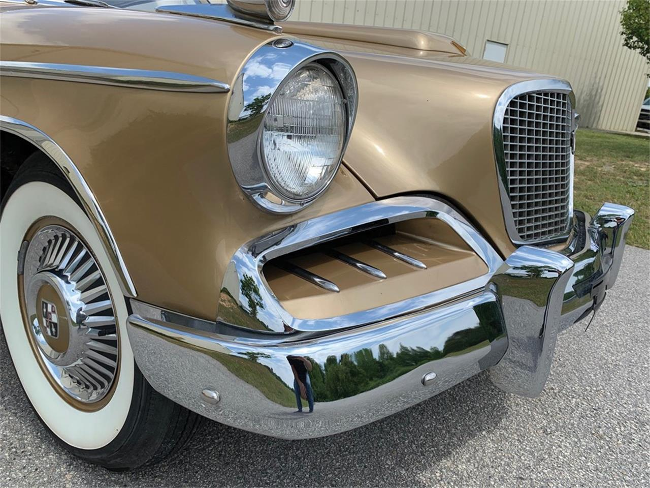 Large Picture of Classic 1957 Studebaker Golden Hawk Auction Vehicle Offered by RM Sotheby's 787999 (remove ID# on next use) - Q5JC