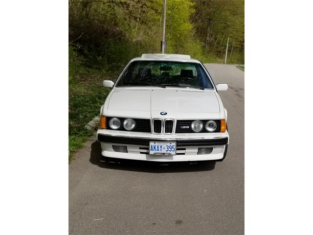 Picture of '88 M6 - Q5JG