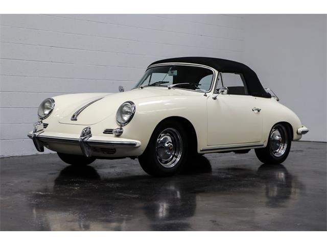 Picture of '62 Porsche 356 located in Costa Mesa California Offered by  - Q76P