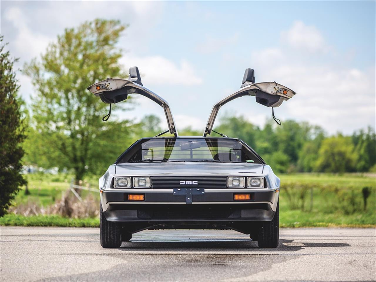 Large Picture of 1983 DeLorean DMC-12 located in Indiana - Q5JH