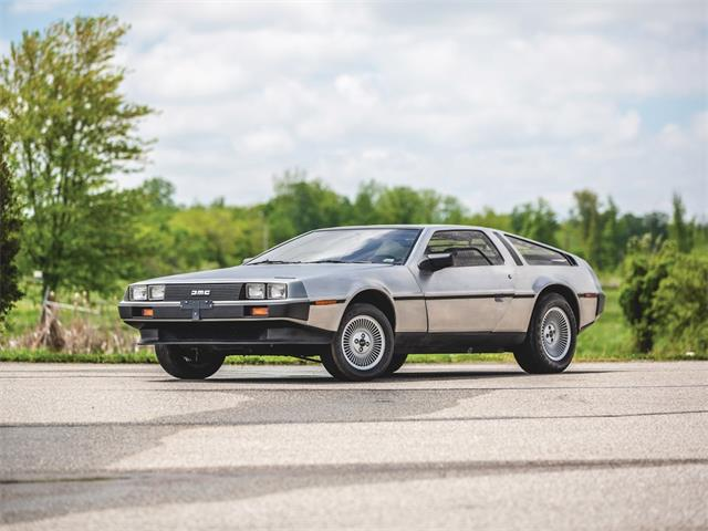 Picture of '83 DeLorean DMC-12 located in Indiana Auction Vehicle - Q5JH