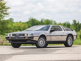 Picture of 1983 DeLorean DMC-12 Auction Vehicle Offered by RM Sotheby's 787999 (remove ID# on next use) - Q5JH