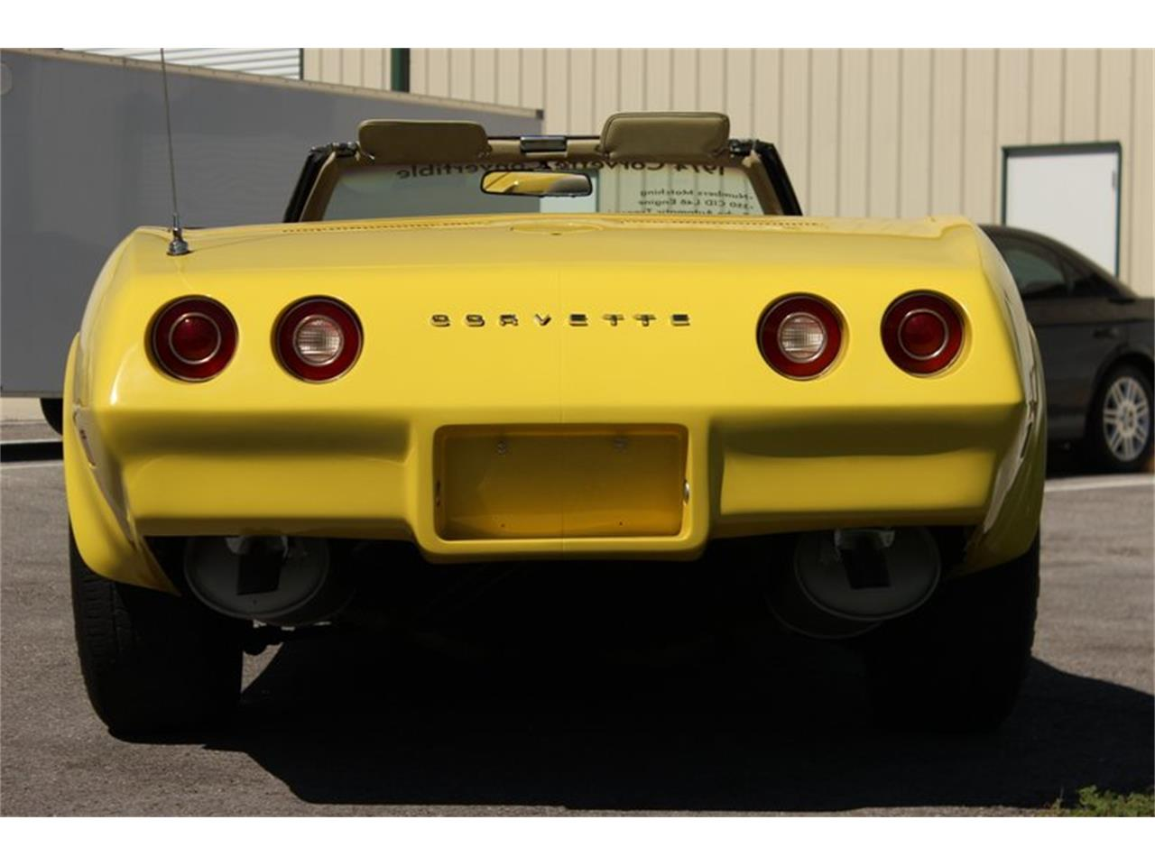 Large Picture of '74 Chevrolet Corvette - Q5JI