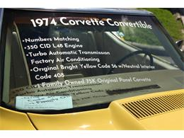 Picture of '74 Corvette located in Palmetto Florida Offered by Skyway Classics - Q5JI