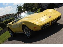 Picture of '74 Chevrolet Corvette located in Florida Offered by Skyway Classics - Q5JI