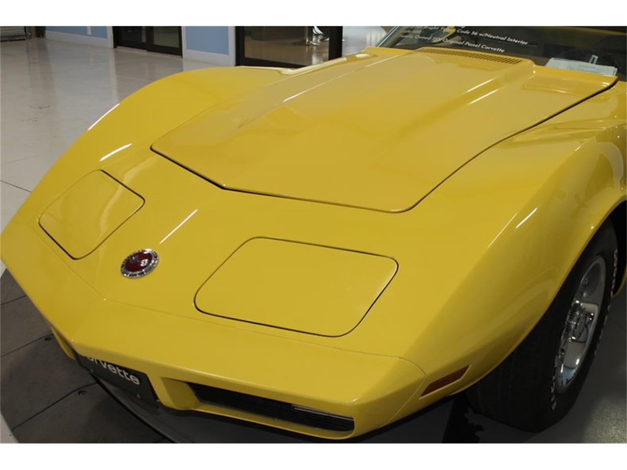 Large Picture of '74 Chevrolet Corvette - $20,997.00 - Q5JI