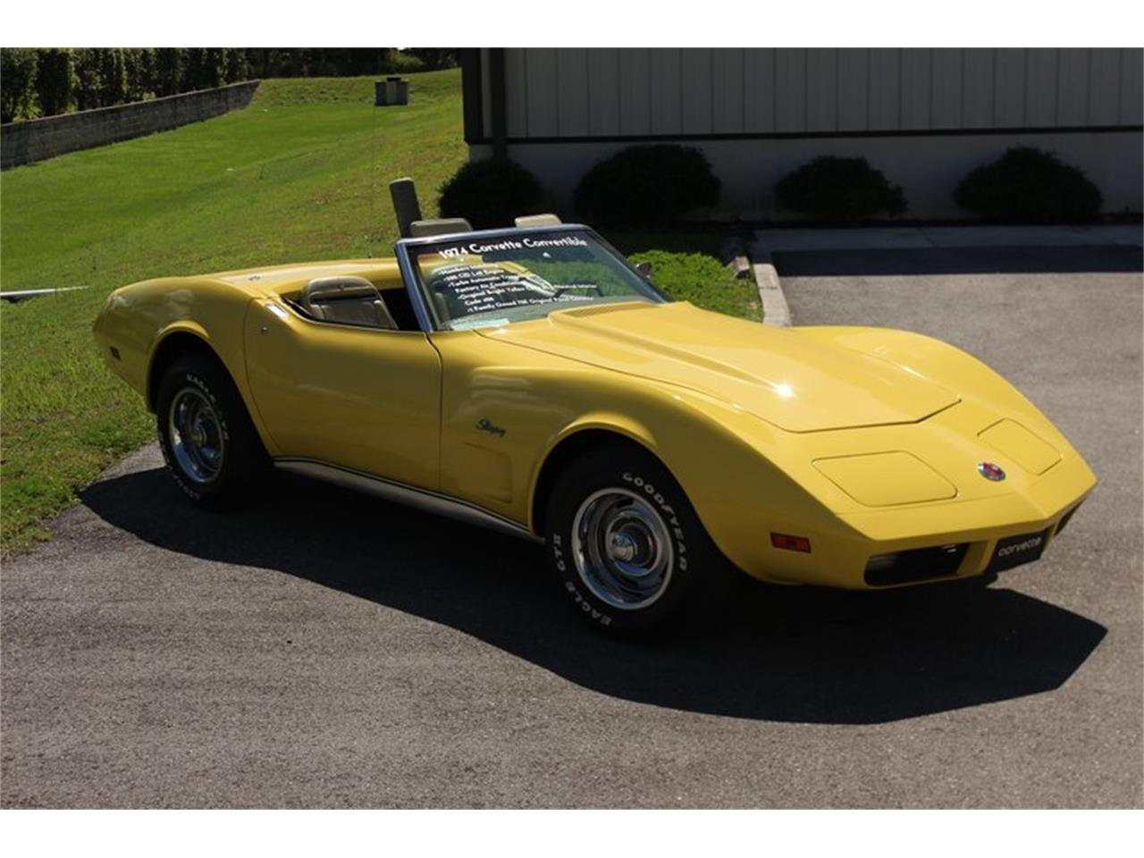 Large Picture of 1974 Chevrolet Corvette - $20,997.00 - Q5JI