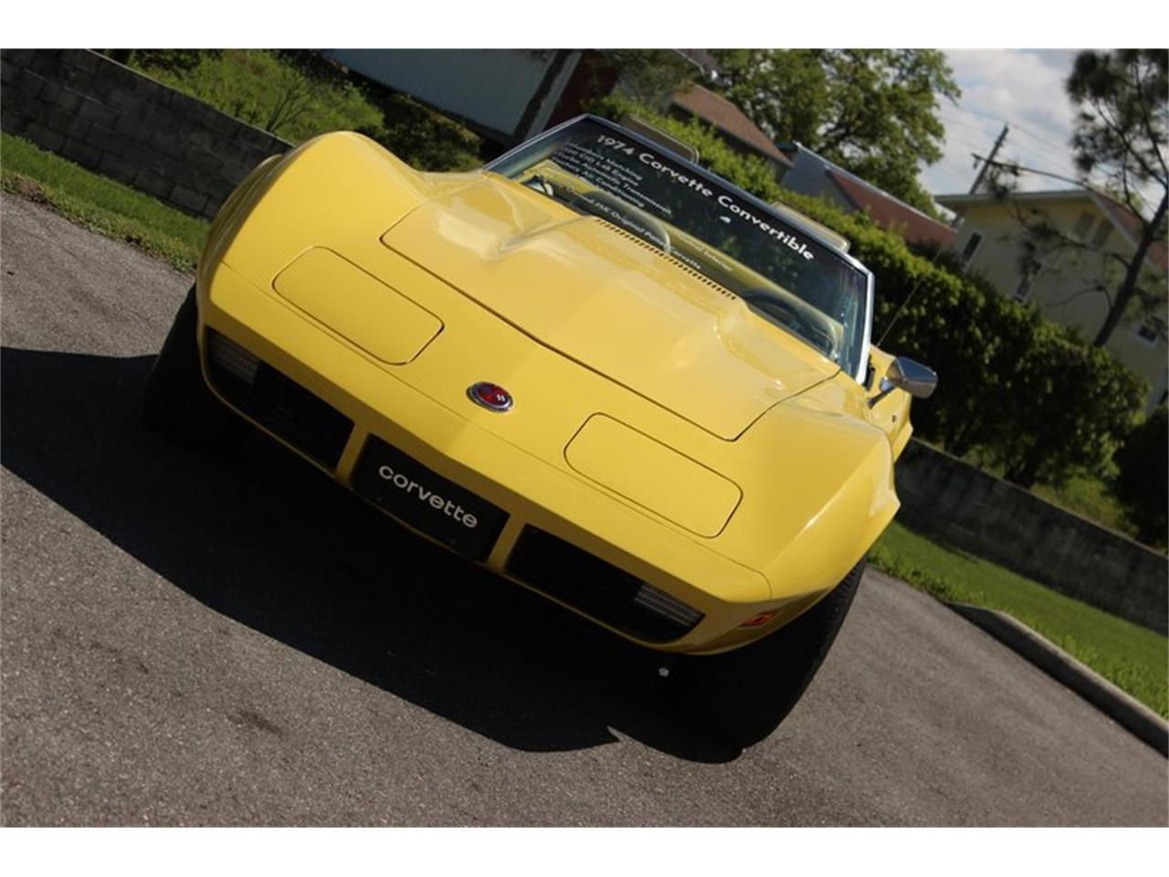 Large Picture of '74 Corvette Offered by Skyway Classics - Q5JI