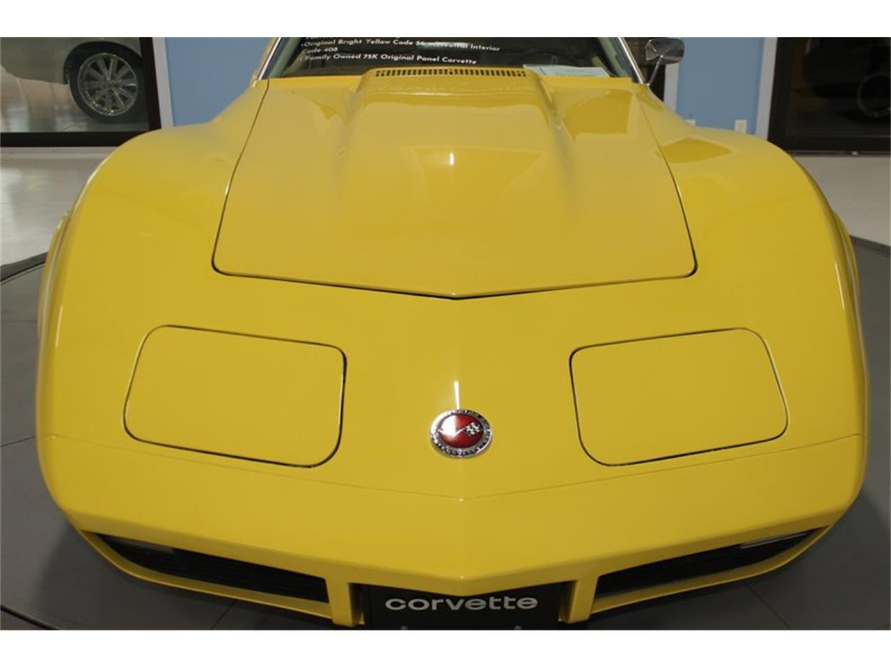 Large Picture of '74 Corvette - Q5JI