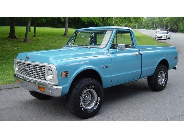 Picture of '72 K-10 - Q773