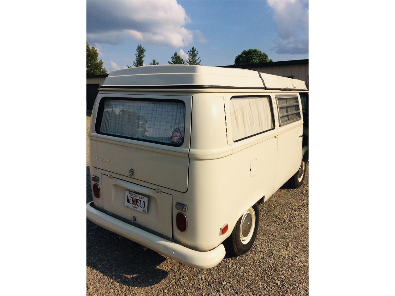 Large Picture of Classic '71 Volkswagen Westfalia Camper Offered by a Private Seller - Q77I