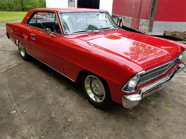 Picture of Classic '67 Nova Auction Vehicle - Q77J