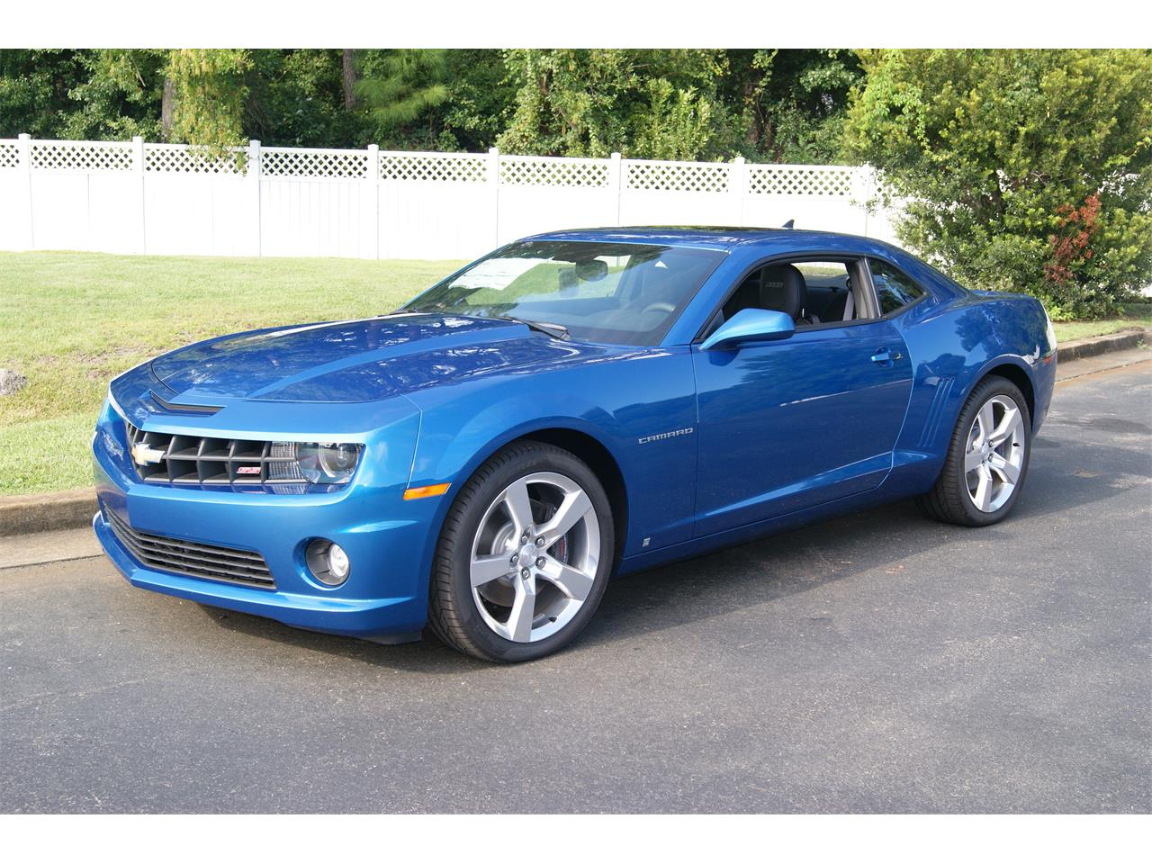 Large Picture of '10 Camaro Offered by a Private Seller - Q77R