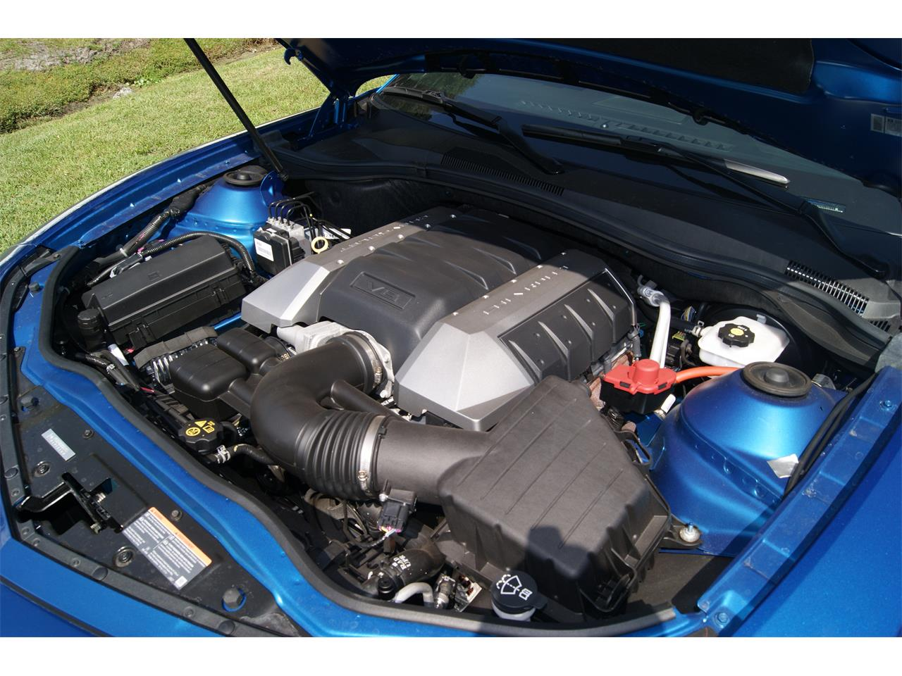 Large Picture of '10 Camaro located in North Carolina - $29,000.00 Offered by a Private Seller - Q77R