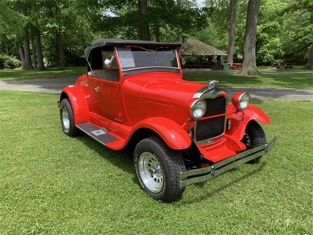 Picture of '80 Model A Auction Vehicle Offered by  - Q77S