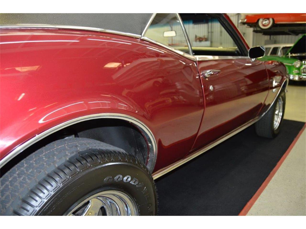 Large Picture of '68 Camaro - Q77Y