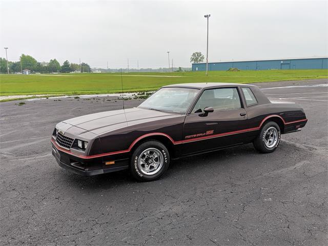 Picture of '85 Chevrolet Monte Carlo SS - Q5JM