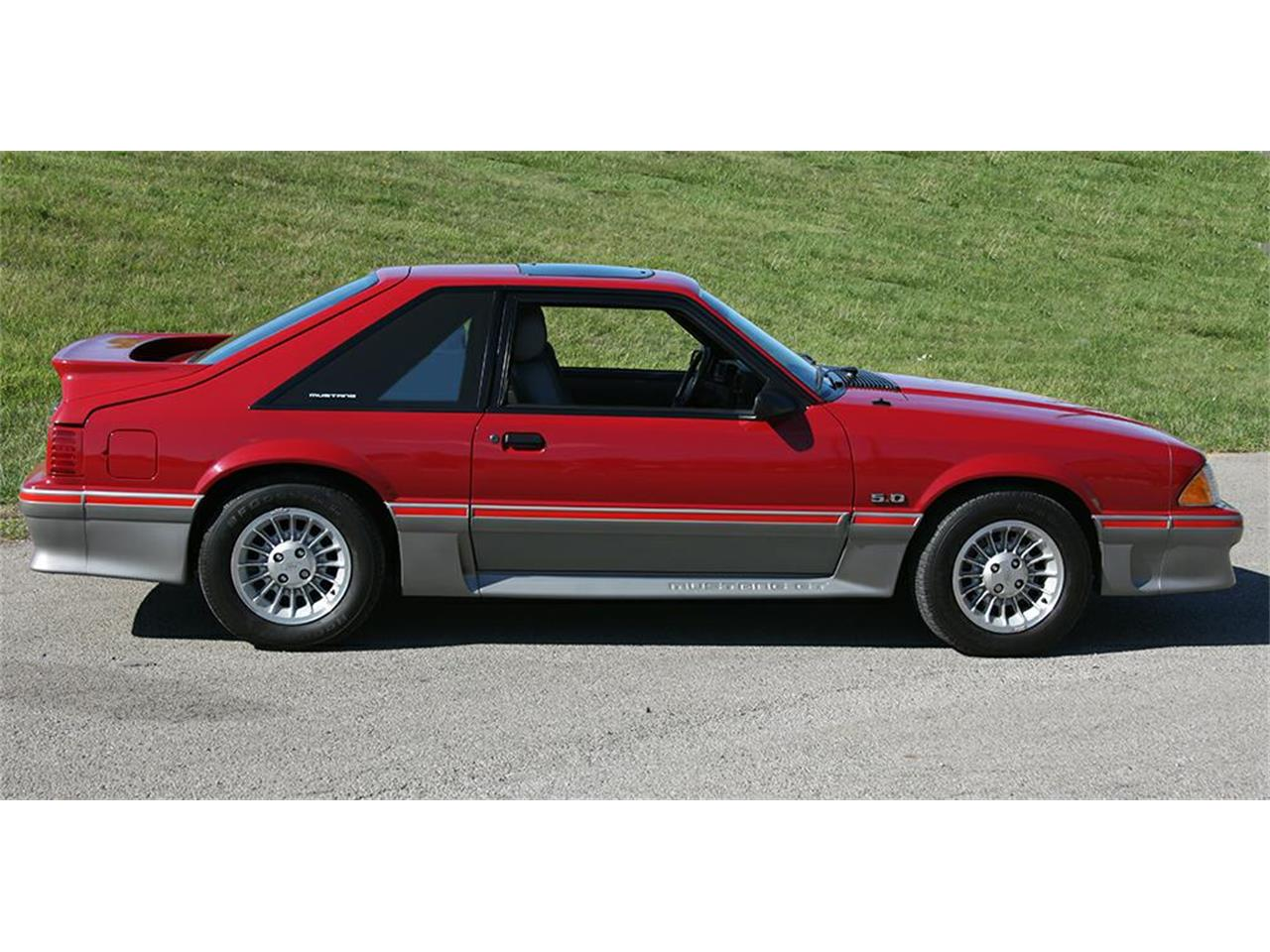 Large Picture of '88 Mustang GT - Q78G