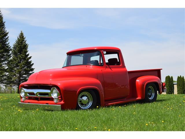 Picture of '56 1/2 Ton Pickup - Q78L