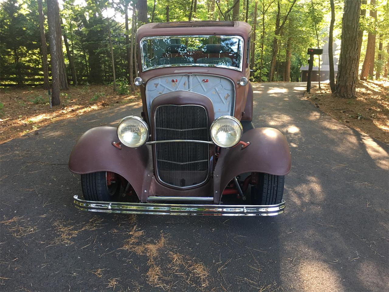 Large Picture of Classic 1932 Ford Tudor located in Kennesaw Georgia - $30,000.00 - Q796