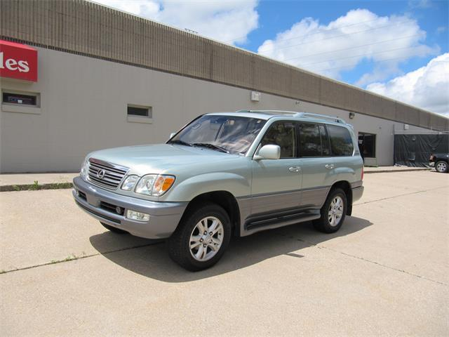 Picture of '03 LX470 - Q798