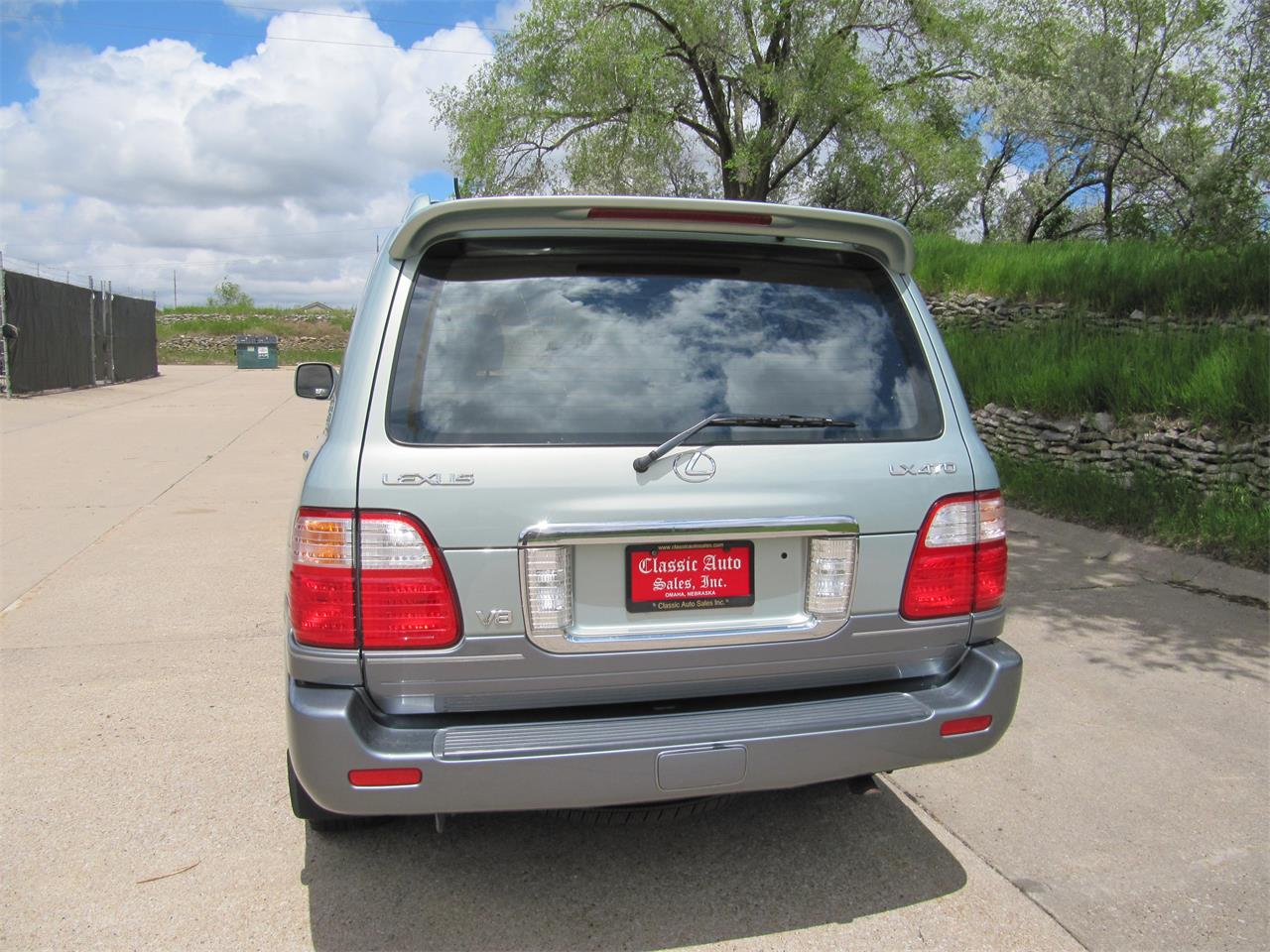 Large Picture of '03 LX470 - Q798